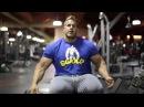 Jay Cutler's Shoulder Day Routine