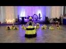 Детки 3-6 лет. Яркий танец веселые пчелки!