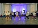 Недетское время! Энергичные детские танцы