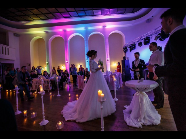 Wedding Weekеnd Ведучі Андреас Моськін / ЯСКРАВІ.СУЧАСНІ.ДРАЙВОВІ.