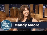 Mandy Moore Owes Her Singing Career to Cookies, the National Anthem and FedEx