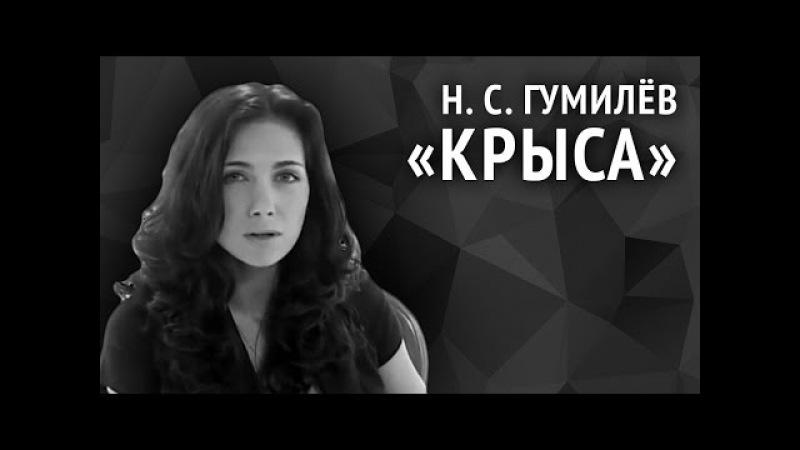 Николай Гумилёв. Крыса