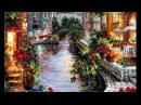 Обзор набора для вышивания Вечер в венеции Чудесная Игла 46-02