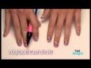 Набор лаков-маркеров для дизайна ногтей Hot Designs 6 цветов