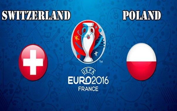 Швейцария 1 – 1 Польша. Обзор голов онлайн