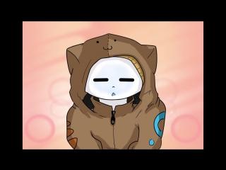 Undertale  Error and Ink short animation (Андертеил - Эррор и Инк.Короткая анимацая)