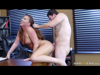 [BigButtsLikeItBig/Brazzers] Maddy Oreilly - Work Is Long When You're Wearing A Thong [Anal,Blowjob,Sex,New Porn 2016,HD]