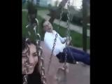 Али Бурак и Мелиса Аслы Памук за кадром 31 серии Черной любви - Kara Sevda-1