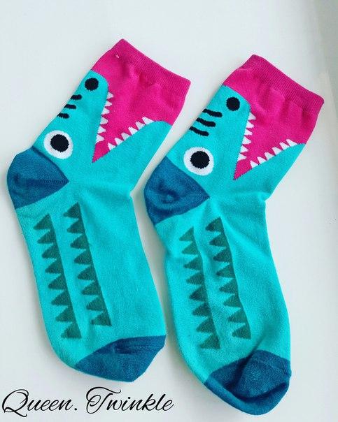 ОЧЕНЬ ОПАСНЫЕ НОСКИ Всем Алоха! Самые крутые носки из магазина