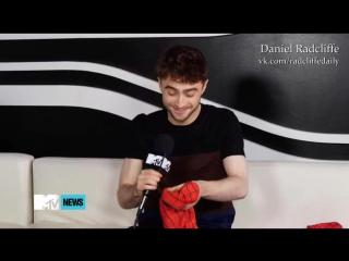 — Daniel Radcliffe Is Spider-Man [Rus sub]