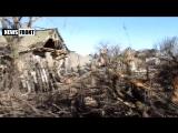 18+ Ужас Дебальцево- оставшиеся в котле каратели валяются в поле уже месяц