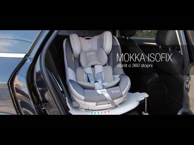 Детское автокресло Coletto MOKKA ISOFIX 0-18 kg