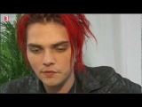 3sat My Chemical Romance Interview