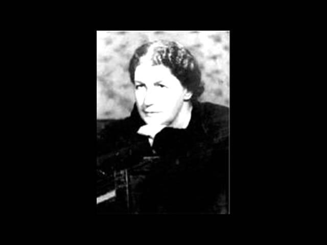 Nadezhda Golubovskaya plays Couperin Daquin Rameau