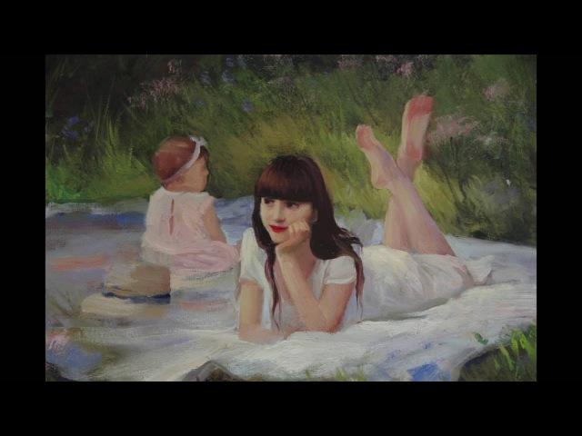 Игорь Сахаров, импрессионизм для начинающих, 1ая часть урока