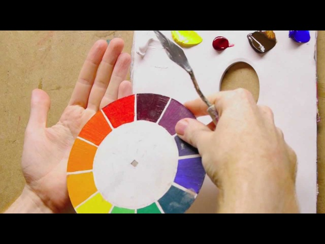 Mixing flesh tone acrylic painting: How to mix match skin tones in painting