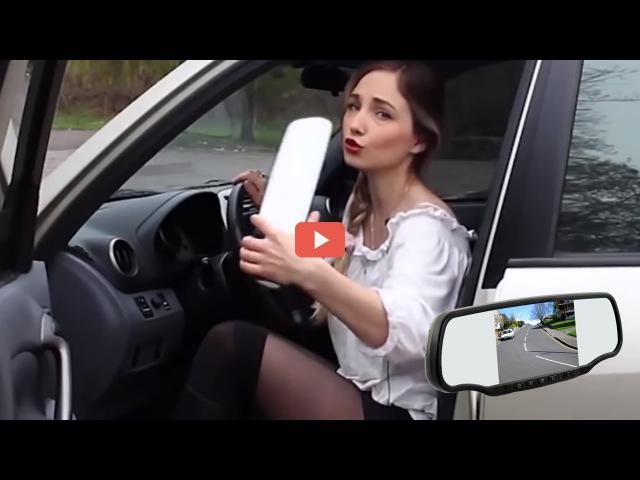 Видеорегистратор зеркало CAR DVR MIRROR Отзывы