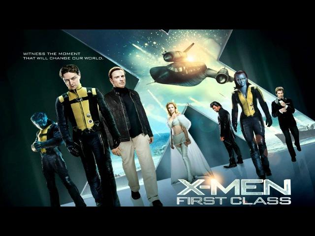 Xmen First Class Super Theme Song