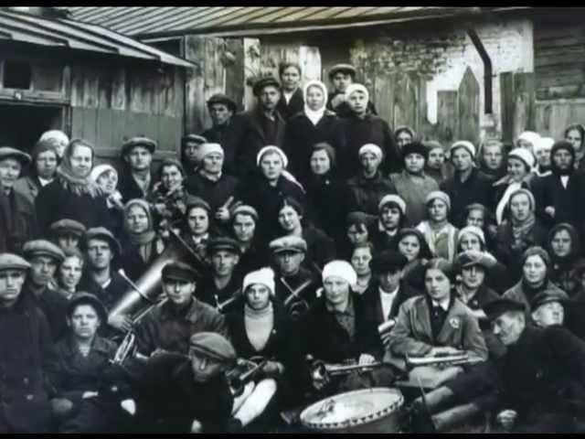 фильм об истории Петродворцового Часового Завода