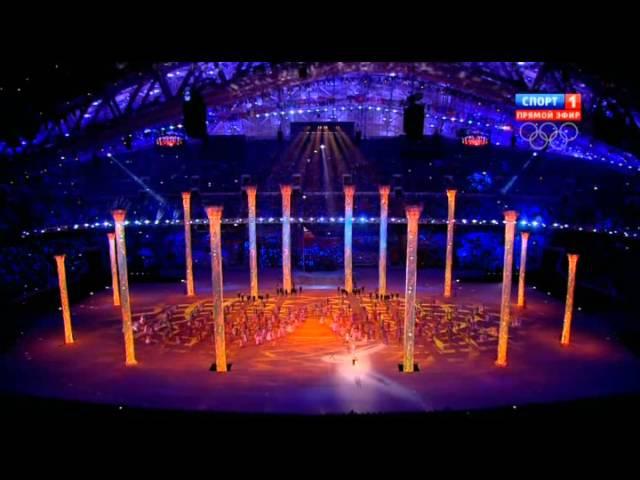 Бал Наташи Ростовой Sochi 2014/Ball Natasha Rostova Sochi 2014
