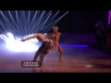 Kellie Pickler &amp Derek Hough - Supersize Freestyle - Week 10 The Finale