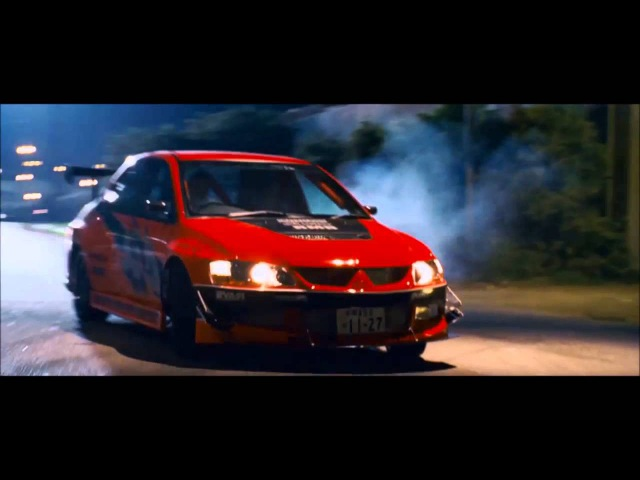 Major Lazer Night Riders Fast Furious Tokyo Drift Music Video HD