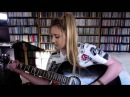 Me Singing 'Yes It Is' By The Beatles (Full Instrumental Cover By Amy Slattery)