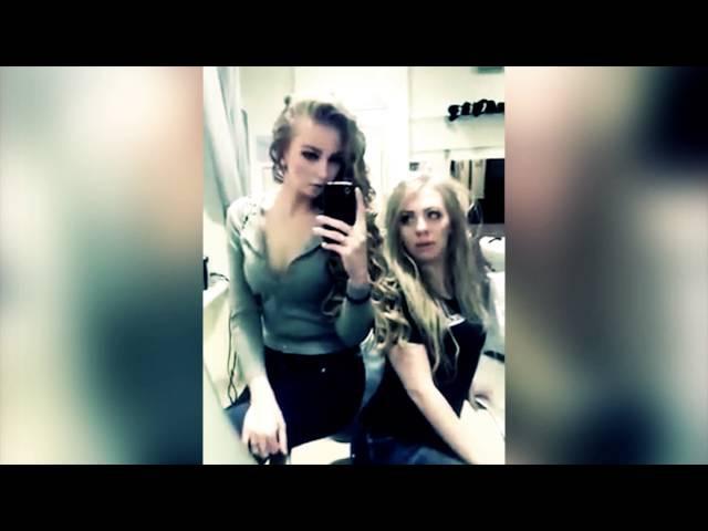 Приколы с девушками Блондинки и брюнеки Лучшее за месяц