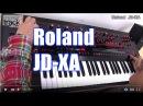 Roland JD-XA Demo Review [English Captions]
