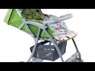 Yoko by HB | Happy Baby® - видео-обзор прогулочной коляски