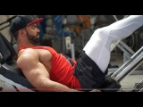 Sergi Constance Vlog 7 - Legs day at Metroflex Long beach gym
