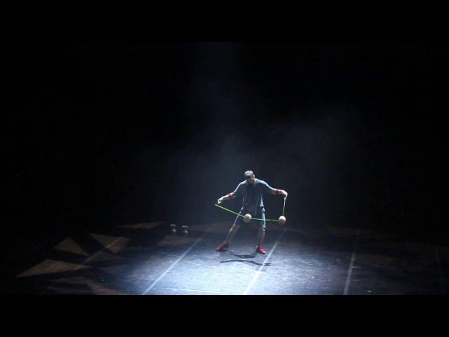 Diabolo for EUCIMA, at Teatro Circo Price, Madrid