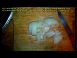 Лайфхак как нарезать лук без слез!