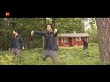 Ylvis - The Cabin (Перевод на русский)