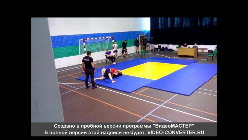Владислав Шаверин Весенний кубок грэплеров 2016