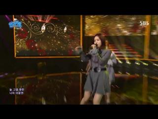《DREAMLIKE》 Lovelyz(러블리즈) - Destiny (나의 지구) @인기가요 Inkigayo 20160515