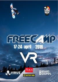 Free Camp 2016