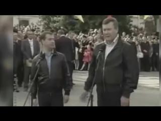 ПРИКОЛЫ С ПРЕЗИДЕНТАМИ (Путин, Обама, Оланд, Порошенко, Янукович и другие) Ляпы курьезные моменты [360p]