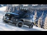 Новая Шевроле Нива 2015 - 2016 ( New Chevrolet Niva). Второе поколение.