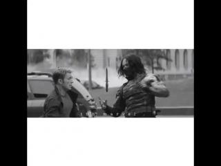Vine Captain America: The Winter Soldier   Первый мститель: Другая война (Баки Барнс/ Sebastian Stan /Себастиан Стэн