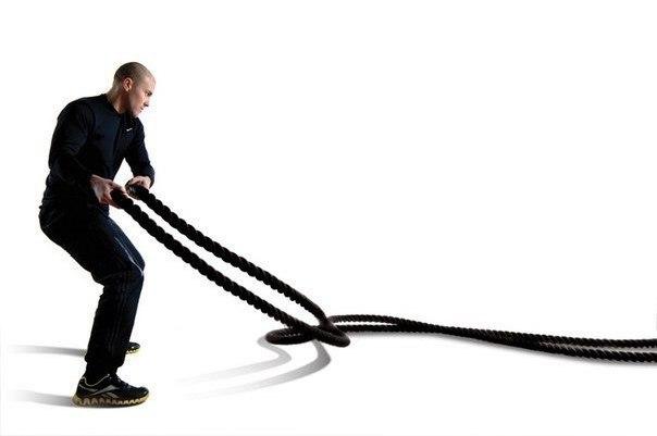 20 отличных упражнений с канатом