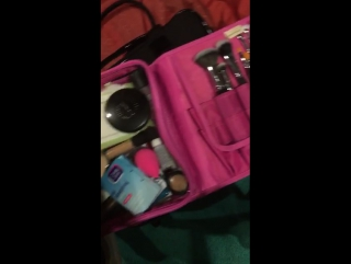 Nicole snap (Mitch's bag)