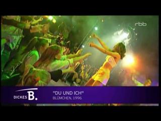 Jasmin Wagner (Blumchen) In der Talkshow Dickes B, German TV (17.09.11)