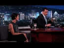 (Cersei Lannister) Lena Headey and Jimmy Kimmel Talk Game Of Thrones Style