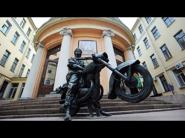 Виктор Цой - Последний герой (вторая версия)