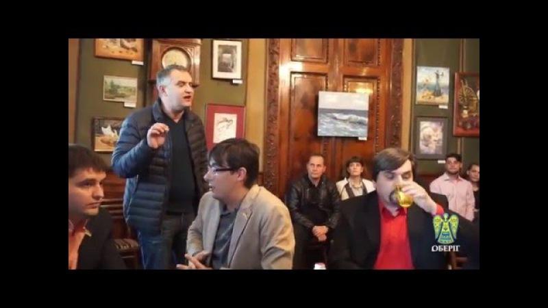 ООП и Морская Партия Кивалова продвигает сепаратиские идеи Порто-Франко в Одессе
