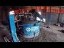 Вибропресс для производства жб колодезных колец
