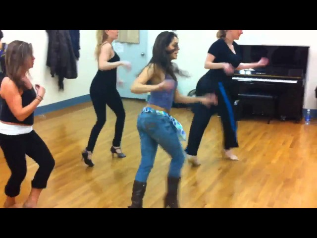 Shani Talmor Ladies Styling Class March 22 2011 NYC