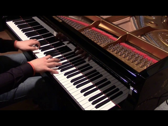 Again - Fullmetal Alchemist Brotherhood OP1 [piano]