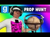 Gmod Prop Hunt Funny Moments - DJ Toilet! (Garry's Mod)